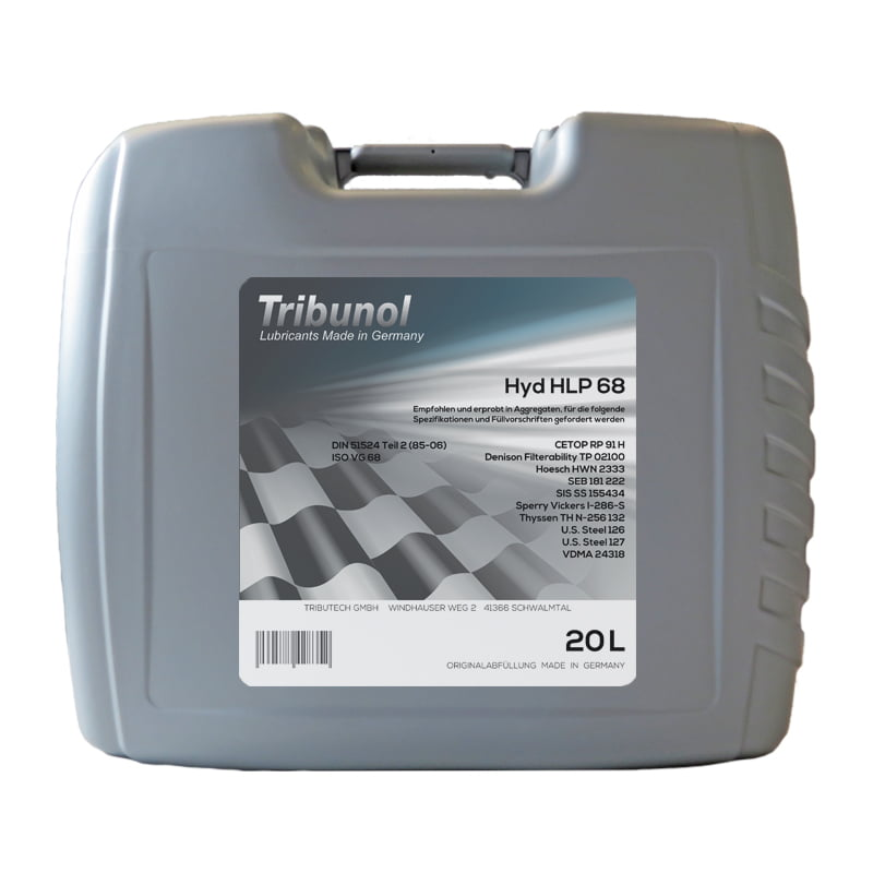 Tribunol Hyd HLP 68 - 20 Liter