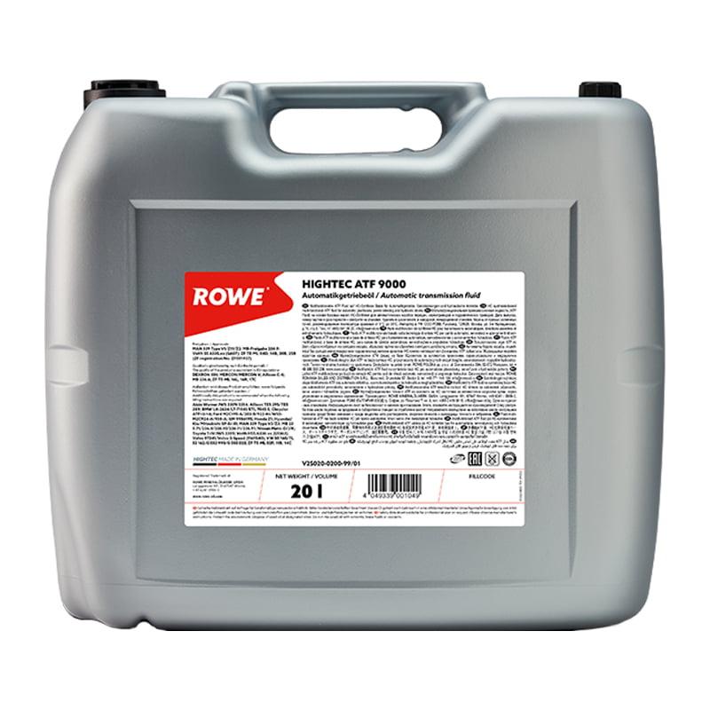 ROWE HIGHTEC ATF 9000 - 20 Liter