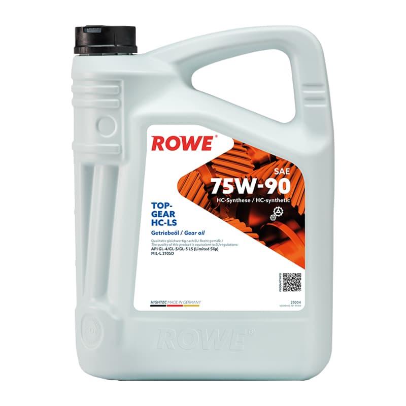 ROWE HIGHTEC TOPGEAR SAE 75W-90 HC-LS - 5 Liter