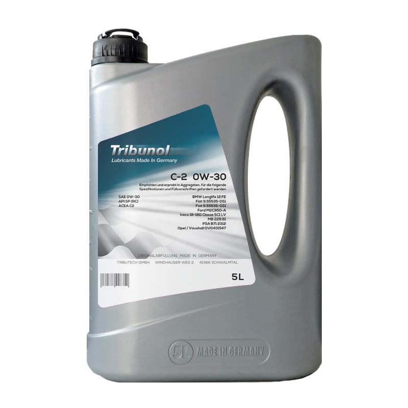 Tribunol C-2 0W-30 - 5 Liter