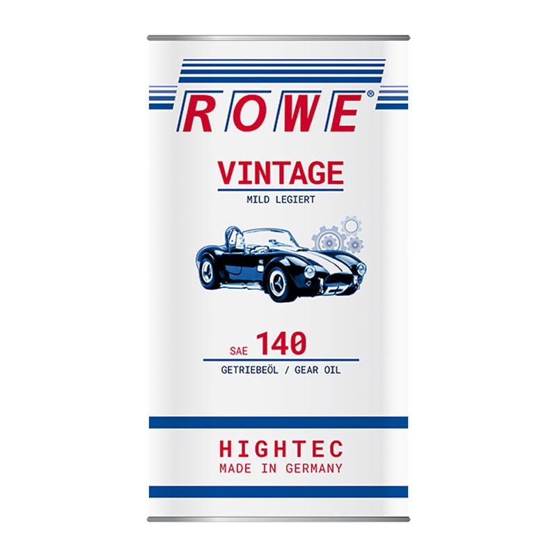 ROWE HIGHTEC VINTAGE SAE 140 mild legiert - 5 Liter