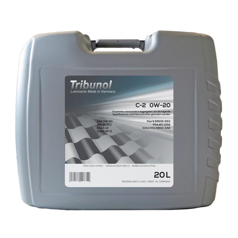 Tribunol C-2 0W-20 - 20 Liter