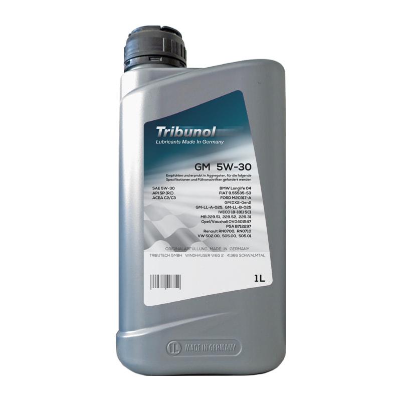 Tribunol GM 5W-30 - 1 Liter