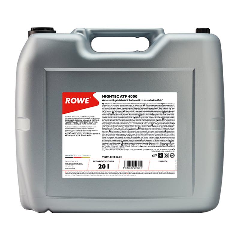 ROWE HIGHTEC ATF 4000 - 20 Liter