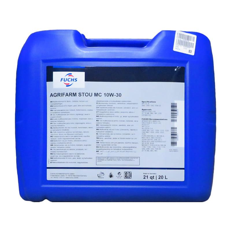 FUCHS AGRIFARM STOU MC  10W-30 - 20 Liter