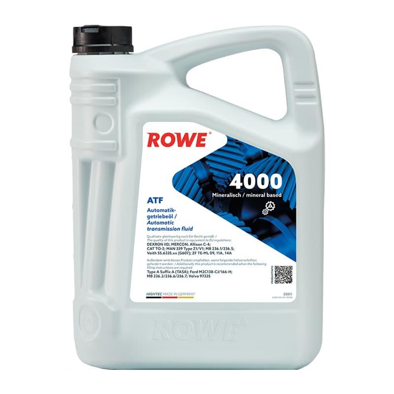 ROWE HIGHTEC ATF 4000 - 5 Liter