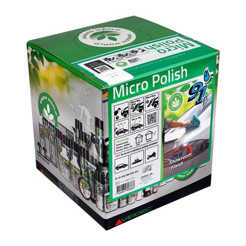 VEIDEC MICRO POLISH - 5L