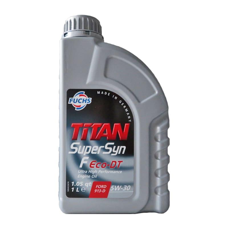 FUCHS TITAN Supersyn F Eco-DT SAE 5W-30 - 1 Liter