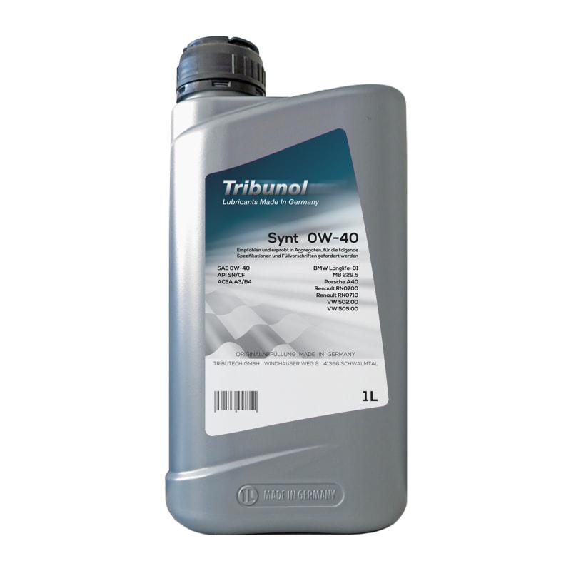 Tribunol Synt 0W-40 - 1 Liter