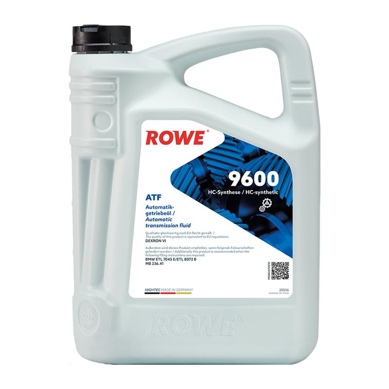 ROWE HIGHTEC ATF 9600 - 5 Liter