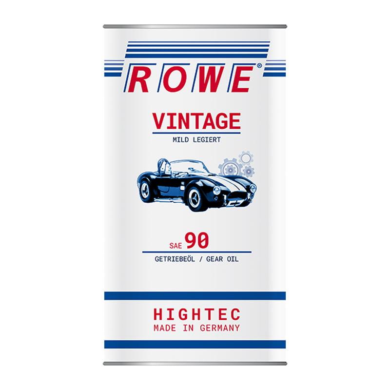 ROWE HIGHTEC VINTAGE SAE 90 mild legiert - 5 Liter