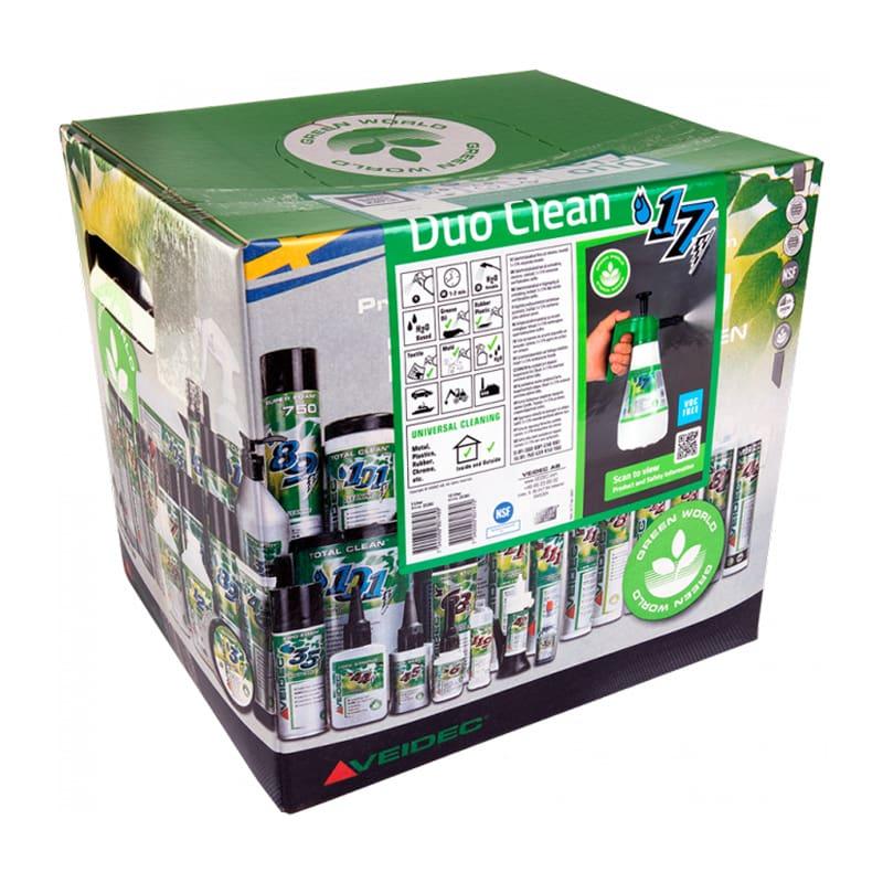 VEIDEC DUO CLEAN - 15 Liter