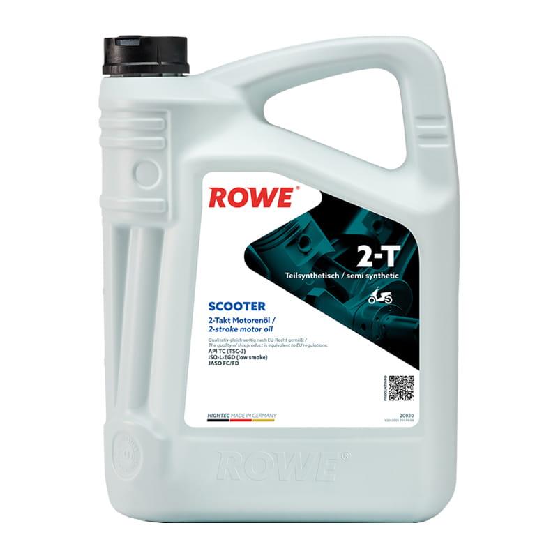 ROWE HIGHTEC 2-T SCOOTER - 5 Liter