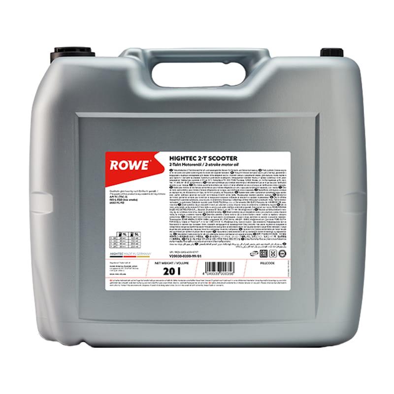 ROWE HIGHTEC 2-T SCOOTER - 20 Liter