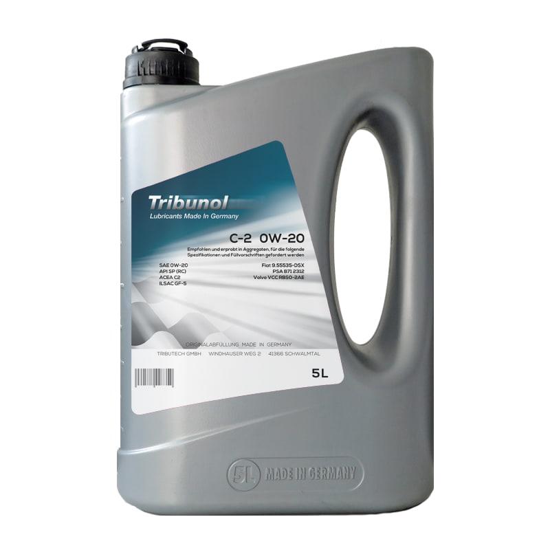 Tribunol C-2 0W-20 - 5 Liter