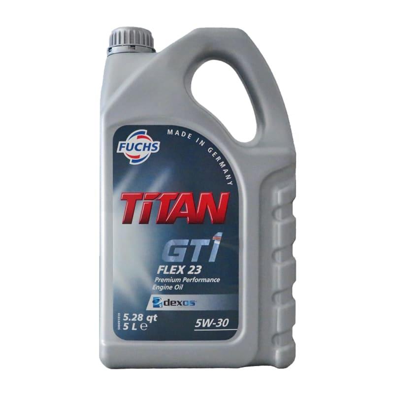 Fuchs Titan GT1 FLEX 23 5W-30 - 5 Liter